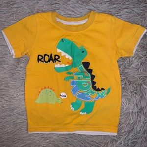 Toddler Dinosaur T-shirt